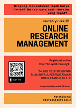 Online Research Management